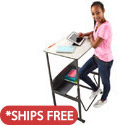 Click here for more Stand-Up Desks by Worthington