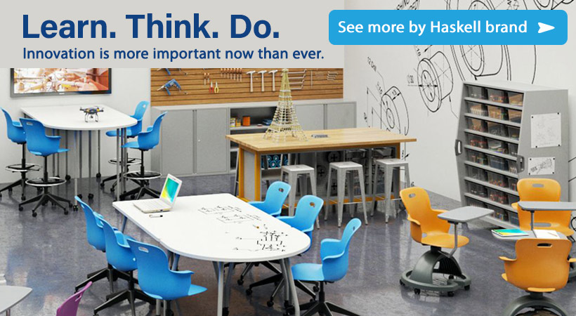Shop Innovative Makerspace Lab & Classroom Furniture by Haskell