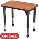 Click here for more Premier Single Student Desks by Marco Group by Worthington