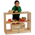 """Click here for more Open 30"""" Stationary Shelf by Jonti-Craft by Worthington"""