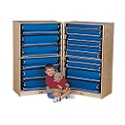 Click here for more Fold-n-Lock Mat Storage by Jonti-Craft by Worthington