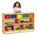 Click here for more Low Combo Mobile Storage Unit by Jonti-Craft by Worthington