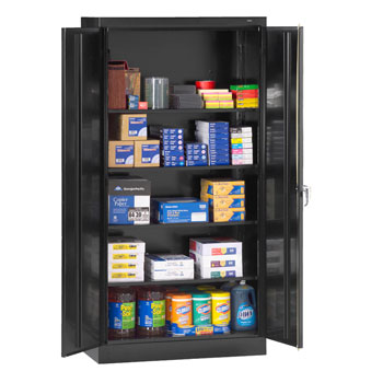 Click here for more Standard Storage Cabinets by Tennsco by Worthington