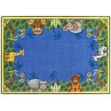 Click here for more Jungle Friends Carpet by Joy Carpets by Worthington