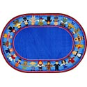Click here for more Children of Many Cultures Carpet by Joy Carpets by Worthington