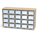 Click here for more TrueModern 20 Tray Cubbie Units by Jonti-Craft by Worthington