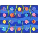 Click here for more Friendly Fish Carpet by Joy Carpets by Worthington