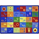 Click here for more Simply Phonics Carpet by Joy Carpets by Worthington