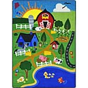 Click here for more Happy Farm Carpet by Joy Carpets by Worthington