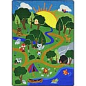 Click here for more Happy Forest Carpet by Joy Carpets by Worthington