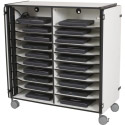 Click here for more Tablet & Laptop Storage Carts by Worthington