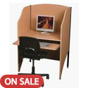 Click here for more Floor Study Carrel by Balt by Worthington