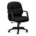 Click here for more 2090 Pillow-Soft Mid-Back Swivel/Tilt Chair by Hon by Worthington