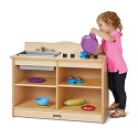 Click here for more Toddler Kitchenette by Jonti-Craft by Worthington