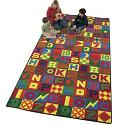 Click here for more Floors That Teach Carpet by Flagship Carpets by Worthington
