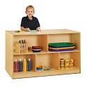 Click here for more Double-Sided Island 鈥� Single + 20 Cubbie-Tray by Jonti-Craft by Worthington