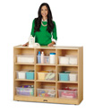Click here for more 9 Cubbie Large Mobile Storage Unit by Jonti-Craft by Worthington
