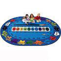 Click here for more Bilingual Paint by Numero Carpet by Carpets for Kids by Worthington