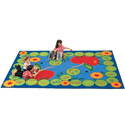 Click here for more ABC Caterpillar Rug Carpet by Carpets for Kids by Worthington