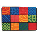 Click here for more Patterns at Play Value Rug by Carpets for Kids by Worthington