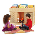 Click here for more Storybook Fireplace by Jonti-Craft by Worthington