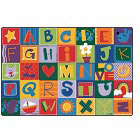 Click here for more Alphabet Blocks KIDSoft Rugs by Carpets for Kids by Worthington