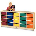 Click here for more 20 Tub Cubbie Single Units by Jonti-Craft by Worthington