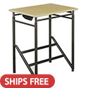Click here for more Adjustable Standing Desk by Varidesk by Worthington