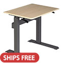 Click here for more Sit-Stand Height Adjustable Desk by Varidesk by Worthington