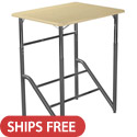 Click here for more Stand2Learn Single Standing Desks by Varidesk by Worthington
