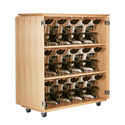 Click here for more Large Microscope Storage Cabinet by Diversified by Worthington