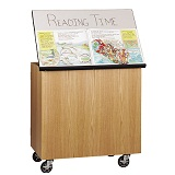 Click here for more Write-N-Roll Mobile Storage Cabinet by Diversified by Worthington