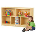 Click here for more Low Single Mobile Storage Unit by Jonti-Craft by Worthington
