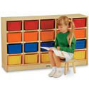 Click here for more 20 Tray Cubbie Units by Jonti-Craft by Worthington