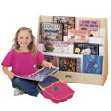 Click here for more Double Sided Pick-A-Book Stand by Jonti-Craft by Worthington