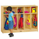 Click here for more Toddler Coat Lockers by Jonti-Craft by Worthington