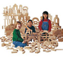 Click here for more Economical Hardwood Block Sets by Jonti-Craft by Worthington