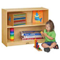 Click here for more Rectangular Shelved Unit by Jonti-Craft by Worthington