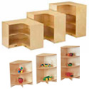Click here for more Corner Storage by Jonti-Craft by Worthington