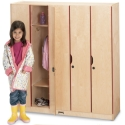 Click here for more Full Size Coat Locker by Jonti-Craft by Worthington