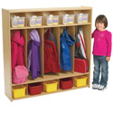 Click here for more Value Line 5-Section Locker by Angeles by Worthington