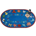 Click here for more ABC Animals Carpet by Joy Carpets by Worthington