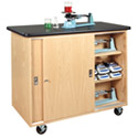 Click here for more Mobile Balance Storage Cabinet by Diversified by Worthington