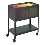 Click here for more Mobile Storage Cabinets by Worthington