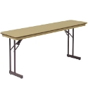 Click here for more ABS Plastic Seminar Folding Tables by Mity-Lite by Worthington