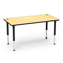 Click here for more 5700 Series Adjustable Height Activity Tables by Virco by Worthington