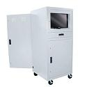 Click here for more Mobile Computer Security Cabinet Extra Heavy Duty by Sandusky Lee by Worthington