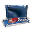 Click here for more Unassembled Creative Color Cots and Dollies by Mahar by Worthington