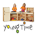 Click here for more Young Time Play Kitchen Sets by Worthington