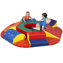 Click here for more Merry-Go-Soft Soft Play Climber by Children's Factory by Worthington